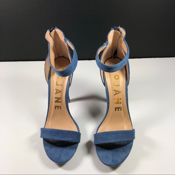 GoJane Shoes - Denim sandals